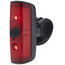 Knog POP r Cykellampa röd LED svart